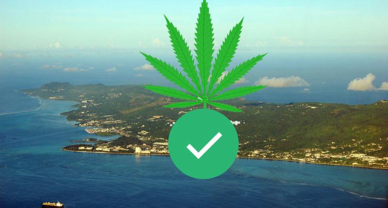 Cannabis auf den nördlichen Marianen Inseln legalisiert