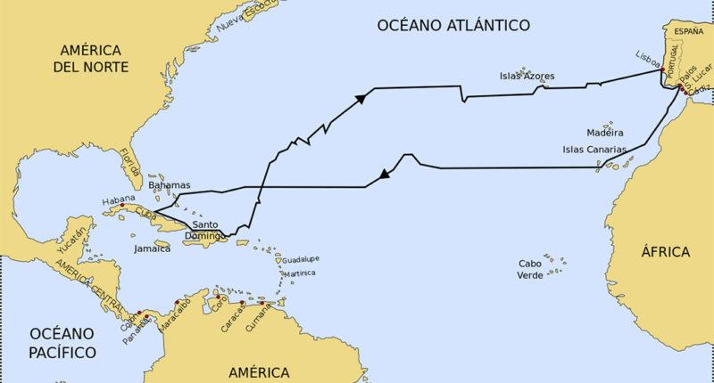 Ohne Hanf hätte Columbus Amerika nicht entdeckt