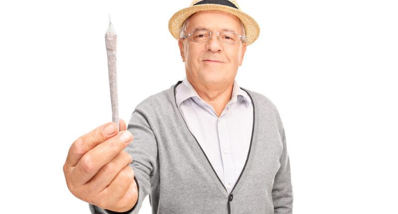 US Senator Dabakis wagt Cannabis Selbstversuch