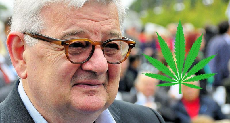 Joschka Fischer wir Mitglied im internationalen Beirat des Cannabis-Unternehmens Tilray in Kanada.